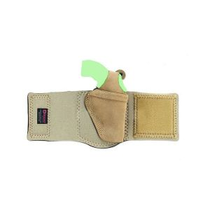 Galco Ankle Lite Holster for Ruger LCP, KelTec P3AT, P32