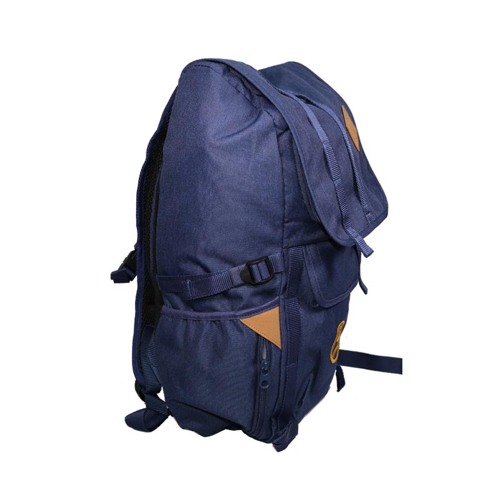 bf88f19f7123 Hooey Brand Topper Top Loading Navy Blue Backpack - BP015NVBL